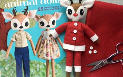Sew Your Own Animal Dolls – Book Review