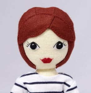 Tilly doll pattern
