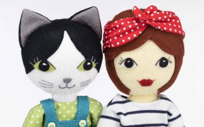 Tilly and Puffin dolls coming soon!