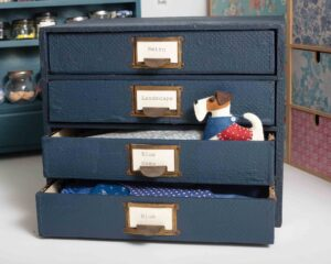 Refurbished Post Office drawers