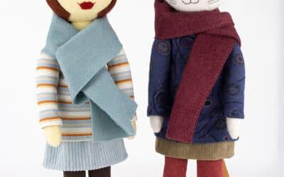 Tilly & Puffin's Autumn Wardrobe