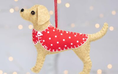 Bailey the Labrador Sewing Pattern