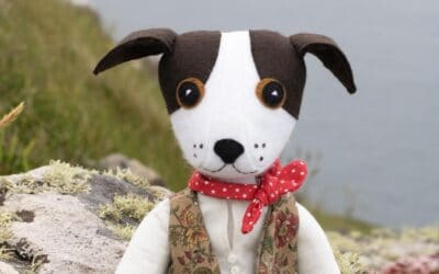 Toby the Dog Sewing Pattern
